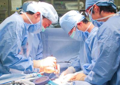 命を救う手術の役割
