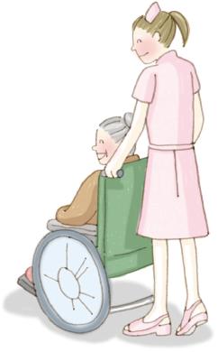 入院から退院までプライマリーナーシング