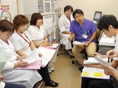 様々なチーム医療への取り組み
