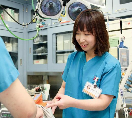 小野淳子看護師